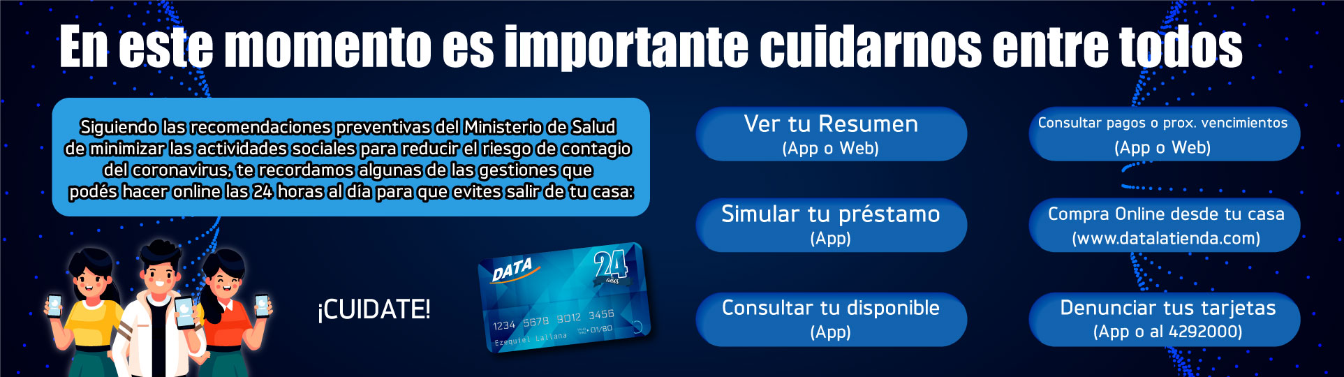 GESTION ON-LINE