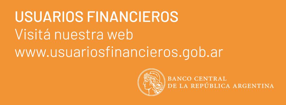 Servicios al Usuario Financiero